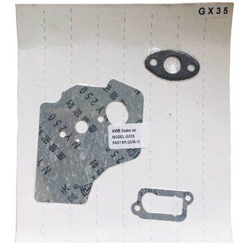 Набор прокладок для HONDA GX 35 - 4Т и других 4 тактных мотокос