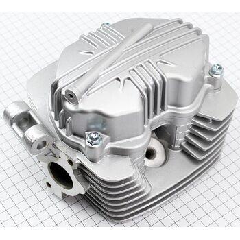 Головка цилиндра 150cc-62mm (полный к-кт)