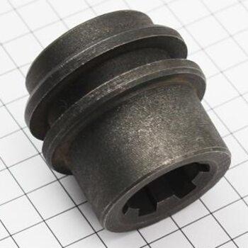 Втулка неподвижная вала отбора мощности под шлиц L=45мм, Z=6 Xingtai 120/220 (10Т.37.111)