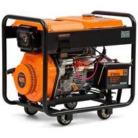 Запчасти для генераторов (Дизель 4,0 - 6,0 кВт)