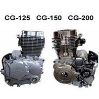 Запчасти на двигатель CG 125, 150, 250 cc (с толкателями), на ZUBR