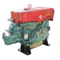 Запчасти на дизельный двигатель КМ130/138 (1-цилиндр, 4т, 24 л.с., вод.охл.) к минитракторам Xingtai 24В, Shifeng 244, Taishan 24