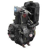 Запчасти на дизельный двигатель DLH1100/1105 (1-цилиндр, 4т, 16/18 л.с., вод.охл.) к минитракторам Xingtai 160/180