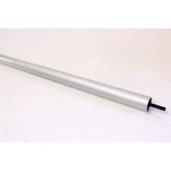 Вал приводной (шток, штанга) Ø8мм 7шлицов L=1530мм в сборе с трубой Ø26мм L=1500мм