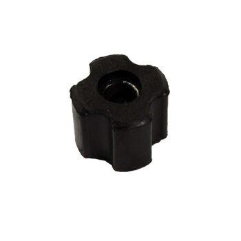 Втулка в резиновой оболочке в трубу Ø26 мм