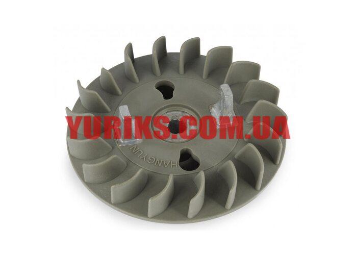 Крыльчатка (вентилятор) пластиковая 0,8кВт (ET-950)