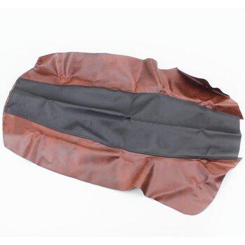 Kinlon JL150-70C Чехол сидения (эластичный, прочный материал) черный/коричневый