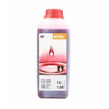 Масло STIHL, 1л (дешёвое качественное, бутылка прямоугольная)
