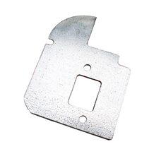 Пластина-термоизолятор глушителя для Stihl MS 170, 180