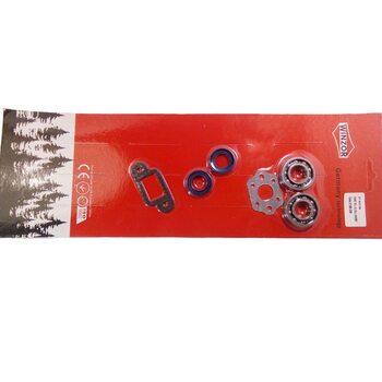 Набор прокладок + сальники + подшипники для Stihl MS 170, 180