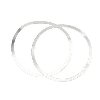 Прокладка головки цилиндра (алюминиевая) к-кт 2шт МТ
