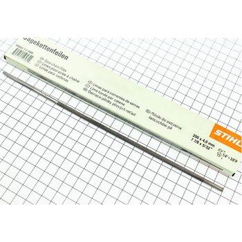 Напильник STIHL для заточки цепи 4.0 мм для шага 1/4