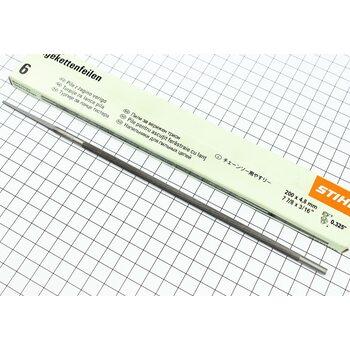 Напильник STIHL для заточки цепи 4.8 мм для шага .325