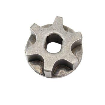 Звезда цепи 3/8-6 (D=30 мм, d=8/10 мм, H=12,5 mm)