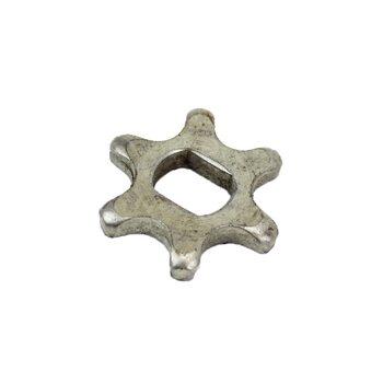 Звезда цепи 3/8-6 (D=30мм, d=9/12мм, H=5mm)