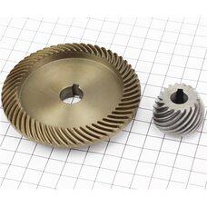 Шестерня метал D1=82,6 мм и D2=30 мм