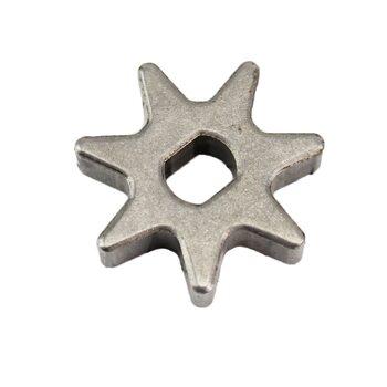 Звезда цепи 3/8-7 (D=35мм, d=8/10мм, H=8mm) Мастер, Данило