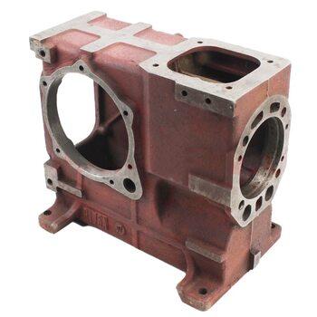 Блок двигателя, поршень 80мм R180NM (короткий) Тип №2