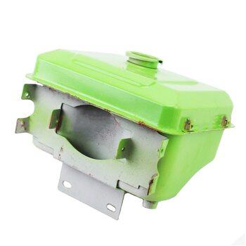 Бак топливный R175A/R180NM, 260x190x165мм, выст. горловина, отверстие под шланг топливный