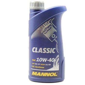 Classiс 10W-40 масло полусинтетическое, 1л