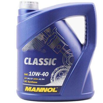 Classiс 10W-40 масло полусинтетическое, 4л