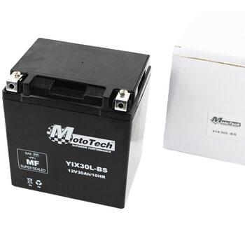 Аккумулятор 30Аh YIX30L-BS гелевый (L165*W125*H175 mm), 2018