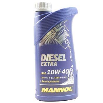 DIESEL EXTRA 10W-40 масло полусинтетическое, 1л