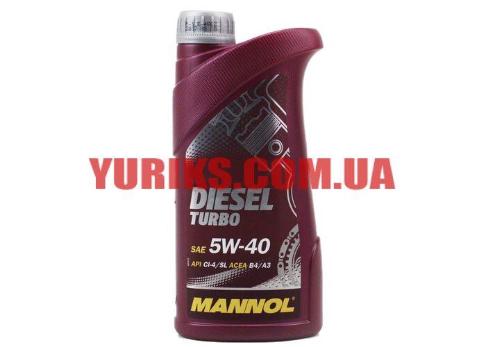 DIESEL TURBO 5W-40 масло синтетическое, 1л