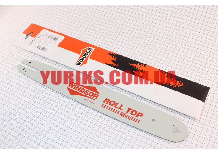 "Шина 16"" 36 см. для электропилы/бензопилы Partner (Шаг 3/8"" 54 зв -1,3 mm)"