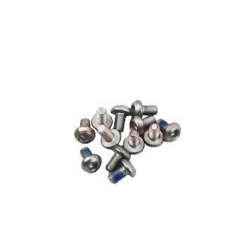 Болт тормозного диска M5x10мм, под шестигранник 4мм, 12шт. к-кт