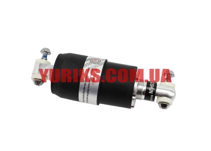 Амортизатор закрытый 150мм регулируемый, черный FA-688