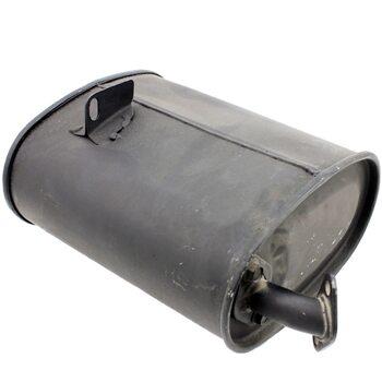 Глушитель (генератора 2-3,5кВт) 168F/170F