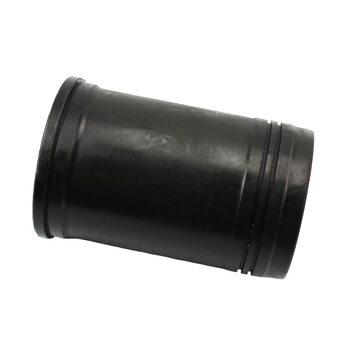 Гильза цилиндра R195NM (H=175mm, Øвенца=116,90mm, Øверх.пояс=111mm, Øниж.пояс=109mm), черная, с насечкой