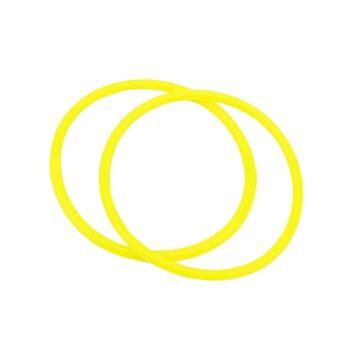Кольцо (манжет) уплотнительное гильзы к-кт 2шт, желтые R190N