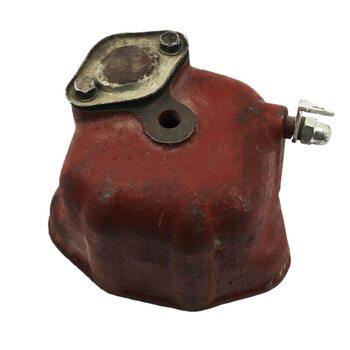 Крышка головки цилиндра (клапанов), чугунная R190N Тип №2