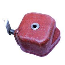 Крышка головки цилиндра (клапанов), чугунная R195NM Тип №1