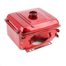 Бак топливный R195NM, 280x250x170мм, выст. горловина, отверстие под шланг топливный