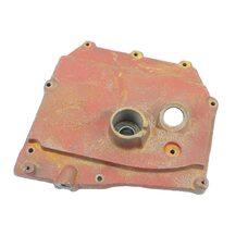 Крышка блока двигателя правая (со стороны заводного рычага), 8отв., чугунная R190N/195NM Тип №1