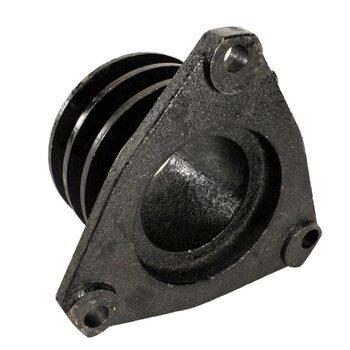 Шкив 3-х ручейковый Ø110мм (три паза под ремень SPB) Lотв.=137мм