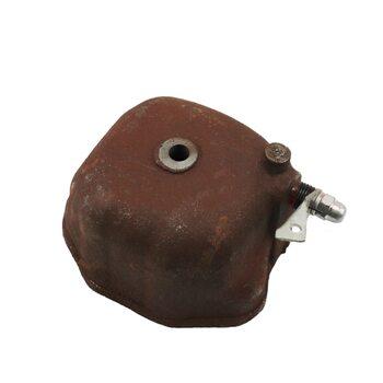 Крышка головки цилиндра (клапанов), чугунная R190N Тип №1