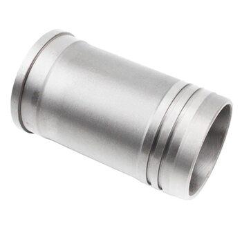 Гильза цилиндра ZS1100 (H=205mm, Øпоршня=100mm, Øвенца=121mm, Øверх.пояс=115mm, Øниж.пояс=114mm)