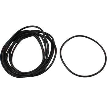 Кольцо (манжет) уплотнительное гильзы 100мм, чёрное, к-кт 10шт ZS1100