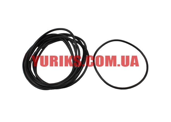 Кольцо (манжет) уплотнительное гильзы 100мм, чёрное ZS1100, к-кт 10шт