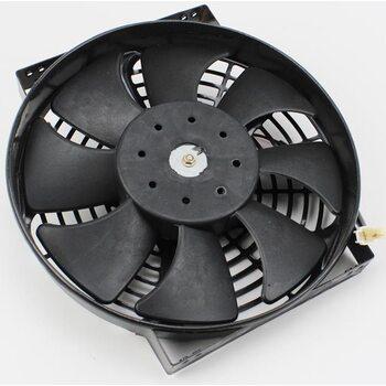 Вентилятор охлаждения цилиндра (в металлическом корпусе)